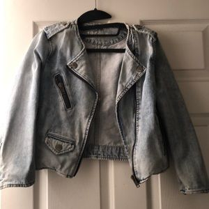 GAP 1969 Acid Wash Jean Jacket